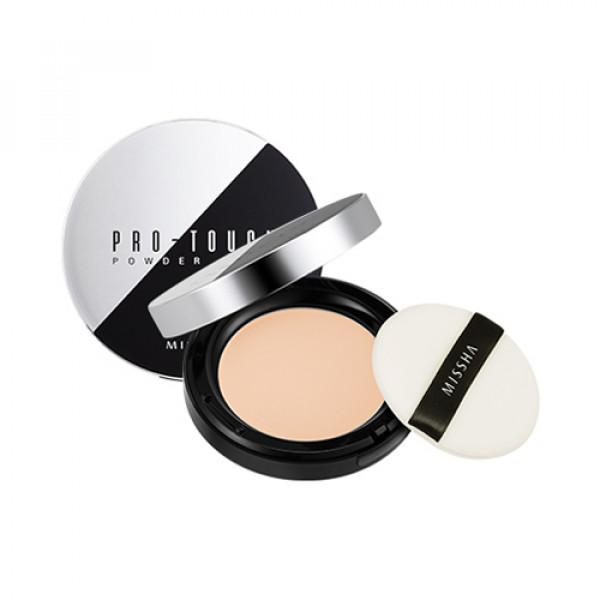 W-[MISSHA] Pro Touch Powder Pact - 10g x 10ea