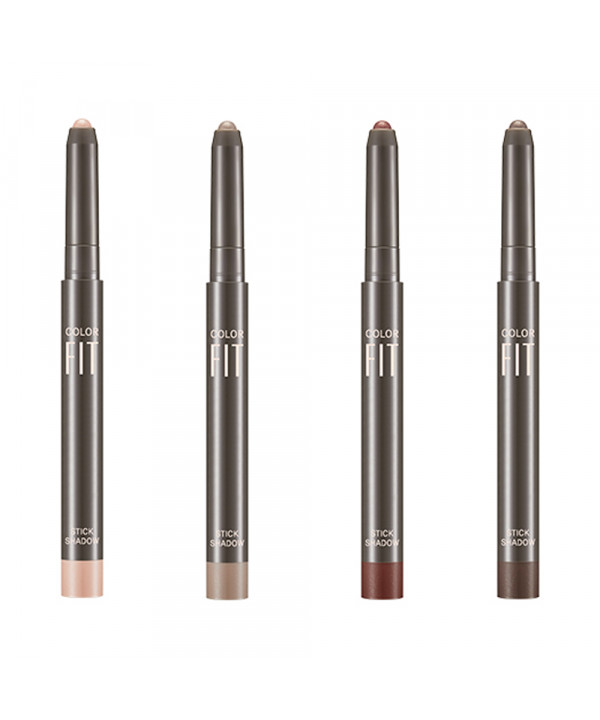 [MISSHA] Color Fit Stick Shadow (Shimmer) - 1.1g
