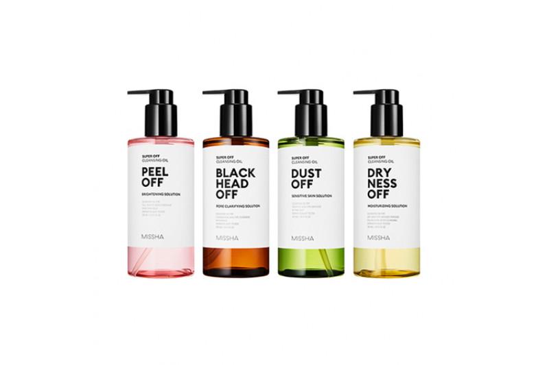 [MISSHA] Super Off Cleansing Oil - 305ml