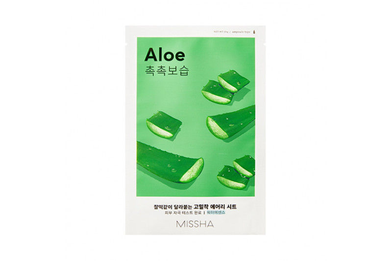 [MISSHA] Airy Fit Sheet Mask - 1pcs