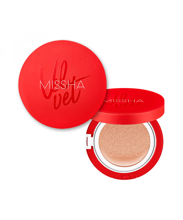 [MISSHA] Velvet Finish Cushion - 15g (SPF50+ PA+++)