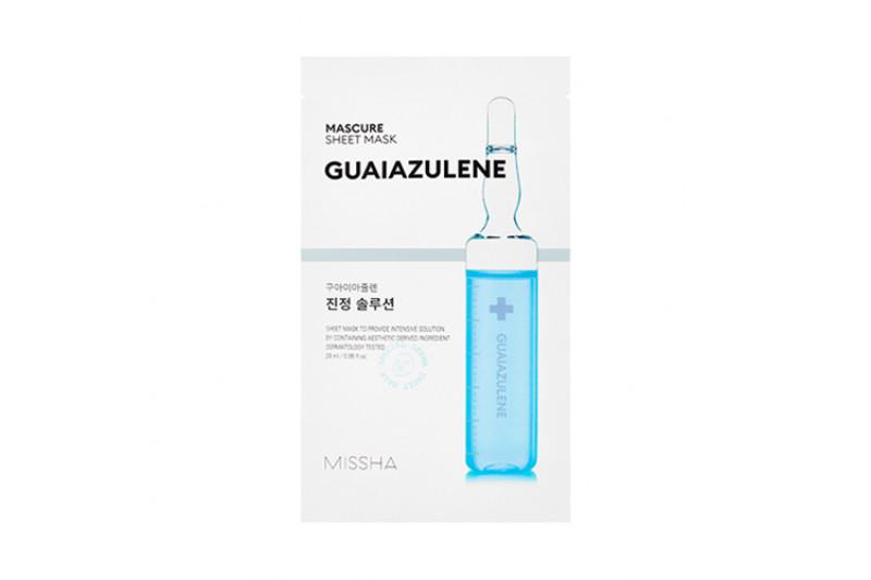 [MISSHA_45% SALE] Mascure Solution Sheet Mask - 1pcs