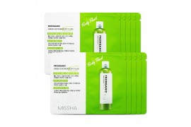 [MISSHA_Sample] Fromganic Body Fluid Samples - 10pcs No.Green Shower