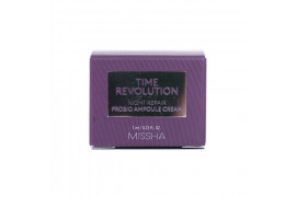[MISSHA_Sample] Time Revolution Night Repair Probio Ampoule Cream Samples - 7ml