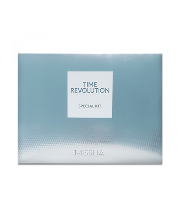 [MISSHA_Sample] Time Revolution Special Kit Samples - 1pack (4items)