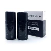 [MISSHA_Sample] For Men Extreme Renew Skin Lotion Dual Kit Sample - 1pack (2items)