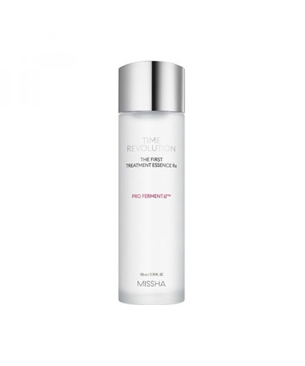 [MISSHA_Sample] Time Revolution The First Treatment Essence Rx Sample - 100ml