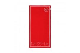[MISSHA_Sample] Dare Red Beach Towel Sample - 1pcs