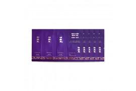 [MISSHA_Sample] Chogongjin Youngan Samples - 1pack (4items) x 5pcs