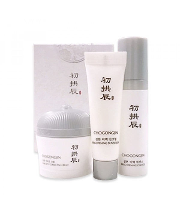 [MISSHA_Sample] Chogongjin Sulbon kit Sample - 1pack (3items)