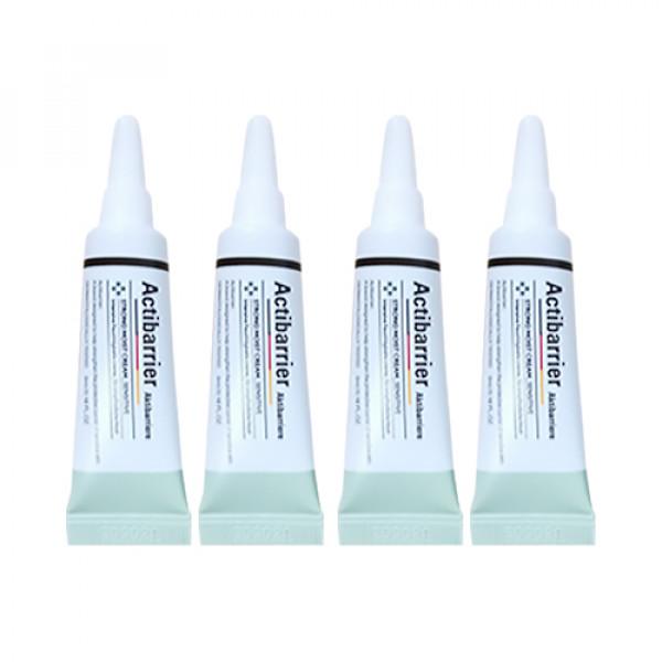 [MISSHA_Sample] Actibarrier Strong Moist Cream Sample - 5ml x 4ea No.Sensitive