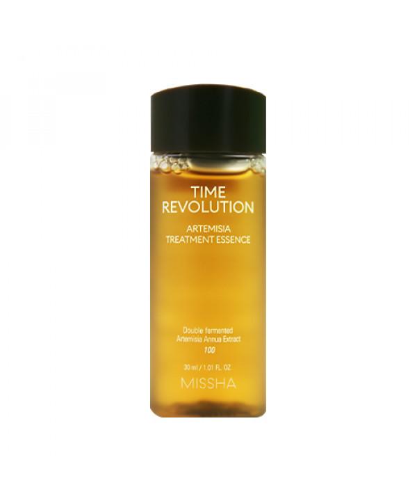 [MISSHA_Sample] Time Revolution Artemisia Treatment Essence Sample - 30ml