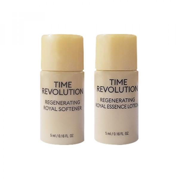 [MISSHA_Sample] Time Revolution Regenerating Royal Special Kit Sample - 1pack (2items)