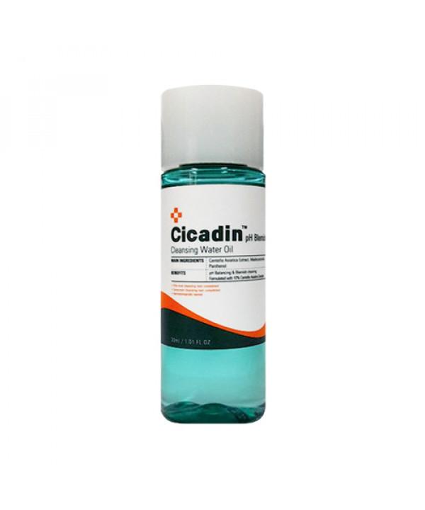[MISSHA_Sample] Cicadin pH Blemish Cleansing Water Oil Sample - 30ml