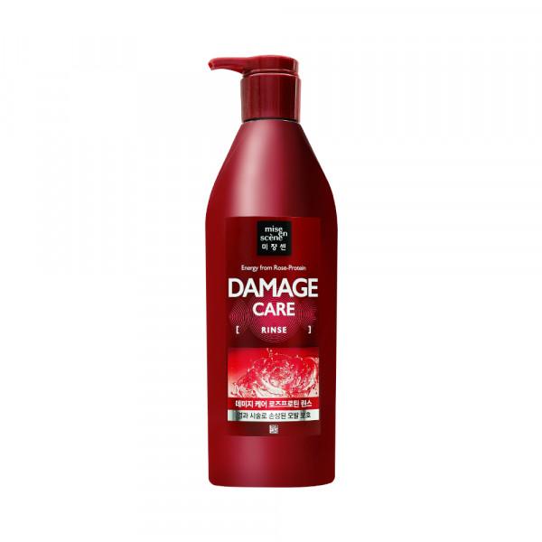 [Mise En Scene] Damage Care Rose Protein Rinse - 680ml