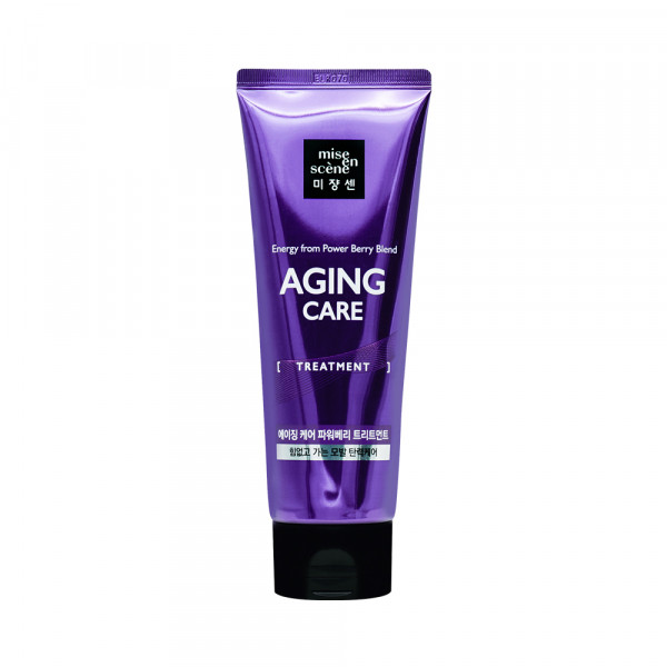 [Mise En Scene] Aging Care Treatment (2020) - 180ml