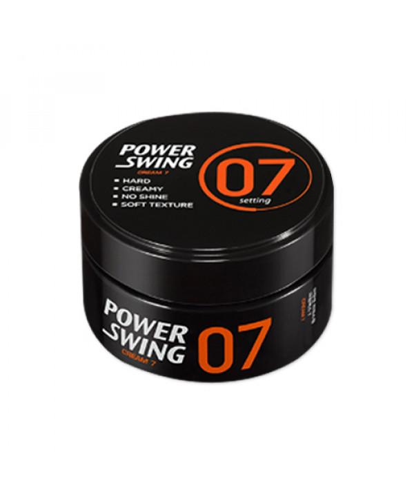 [Mise En Scene_45% SALE] Power Swing Cream Wax - 80g