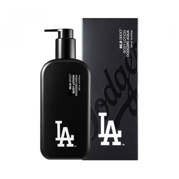 [MLB] Groo Body Lotion Dodgers Aqua - 300ml