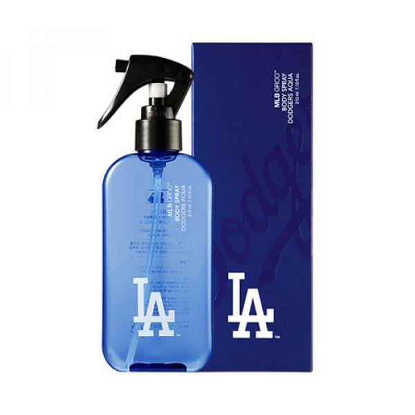 [MLB] Groo Body Spray Dodgers Aqua - 210ml