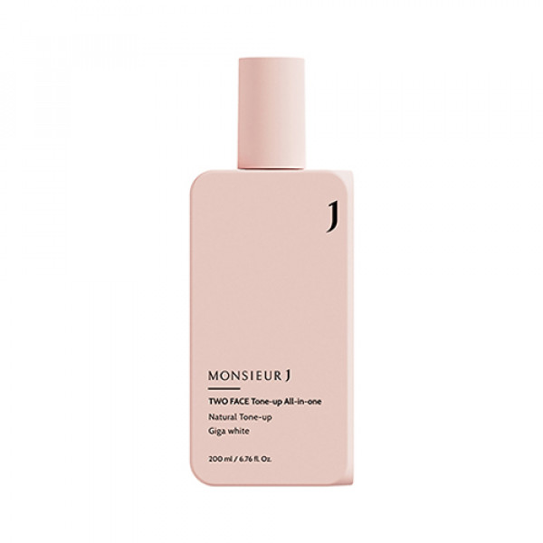 [MONSIEUR J] Two Face Tone Up All In One - 200ml