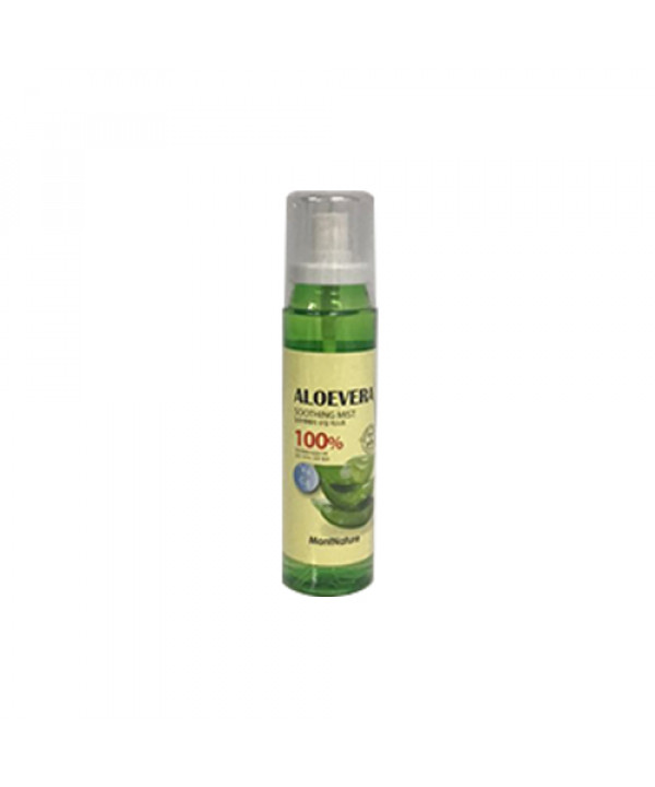 [MONTNATURE] Aloevera Soothing Mist - 120ml