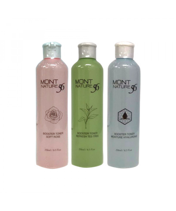 [MONTNATURE] Booster Toner - 250ml
