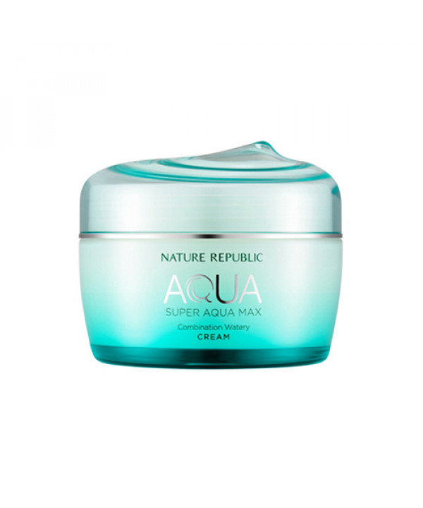 [NATURE REPUBLIC] Super Aqua Max Combination Watery Cream - 80ml (Complexity)