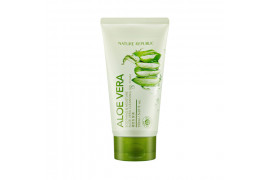 [NATURE REPUBLIC] Soothing & Moisture Aloe Vera Cleansing Gel Foam - 150ml (new)