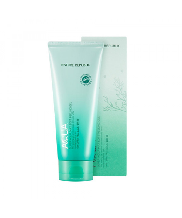 [NATURE REPUBLIC] Super Aqua Max Soft Peeling Gel - 155ml
