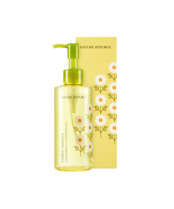 [NATURE REPUBLIC] Forest Garden Chamomile Cleansing Oil - 200ml