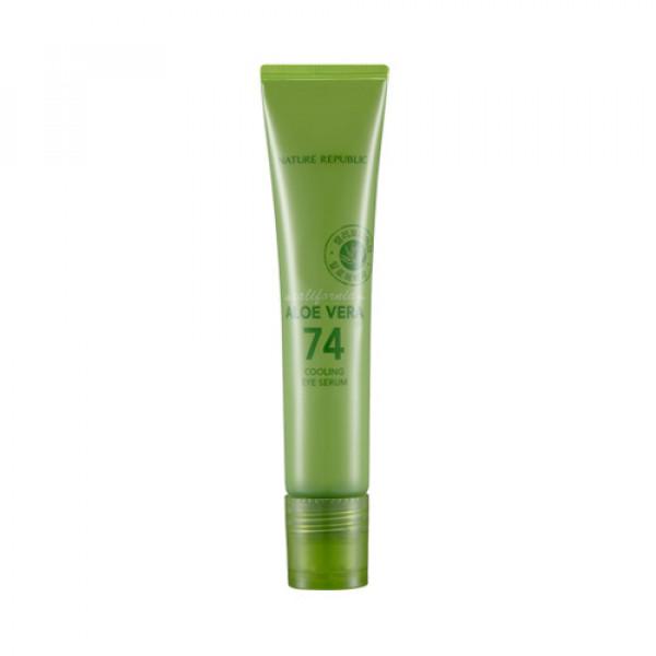 [NATURE REPUBLIC] California Aloe Vera 74 Cooling Eye Serum - 15ml