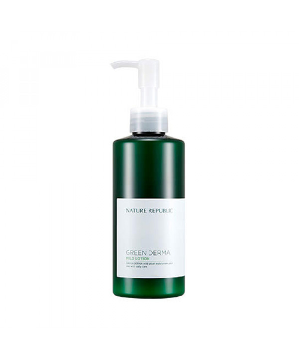 [NATURE REPUBLIC] Green Derma Mild Lotion - 200ml