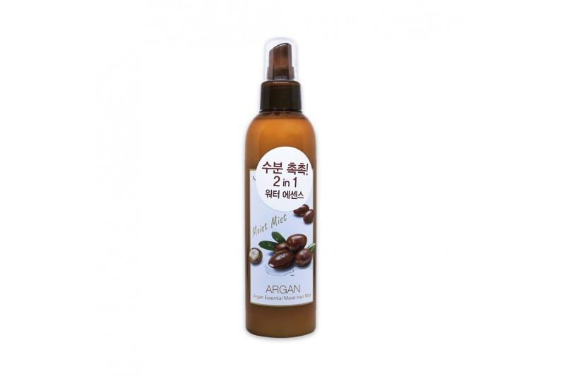 [NATURE REPUBLIC] Argan Essential Moist Hair Mist - 220ml