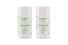 [NATURE REPUBLIC] Fresh Deodorant Stick - 45g