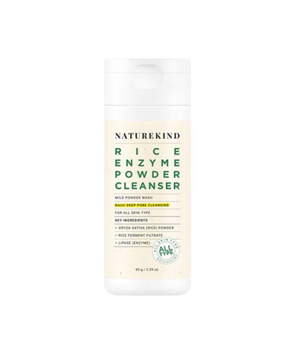 [NATUREKIND] Rice Enzyme Powder Cleanser - 65g