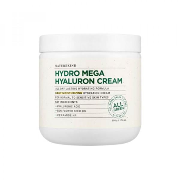[NATUREKIND] Hydro Mega Hyaluron Cream - 500g