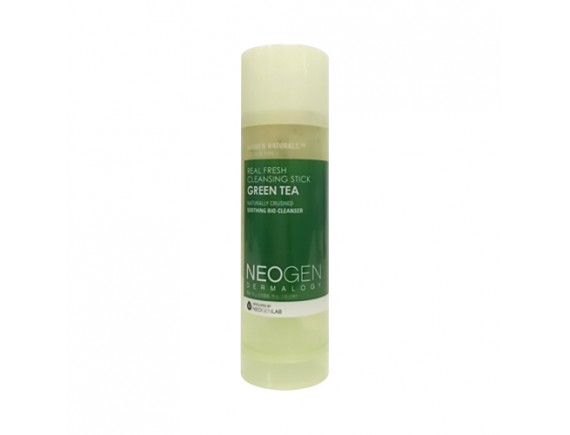 [NEOGEN] Dermalogy Real Fresh Cleansing Stick Green Tea - 80g