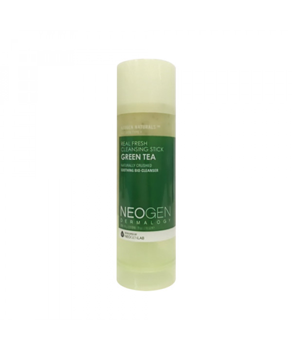 [NEOGEN] Dermalogy Real Fresh Cleansing Stick Green Tea - 80g