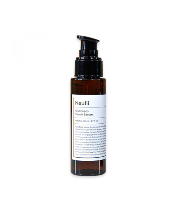 [Neulii] Cicapepta Repair Serum - 80ml