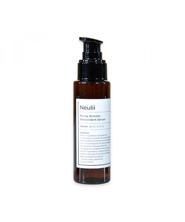 [Neulii] Peony Acmella Antioxidant Serum - 80ml