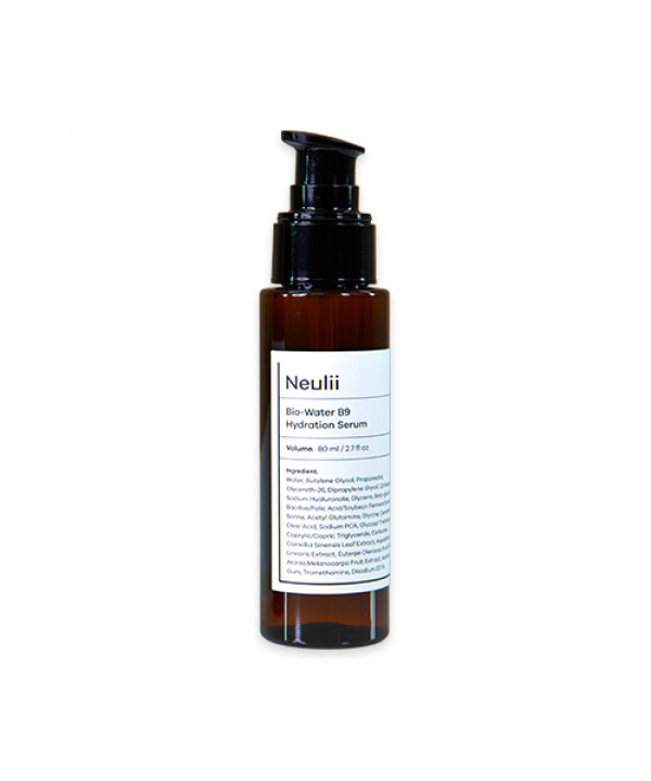 [Neulii] Bio Water B9 Hydration Serum - 80ml