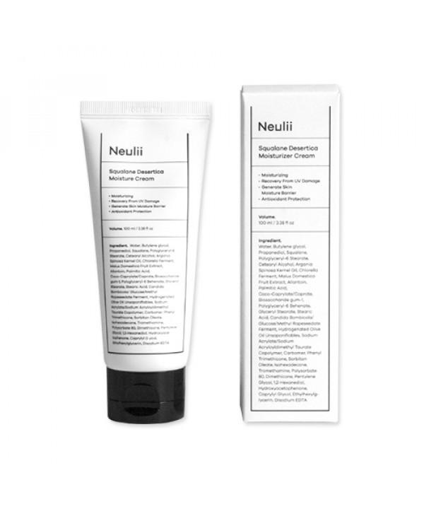 [Neulii] Squalane Desertica Moisture Cream - 100ml