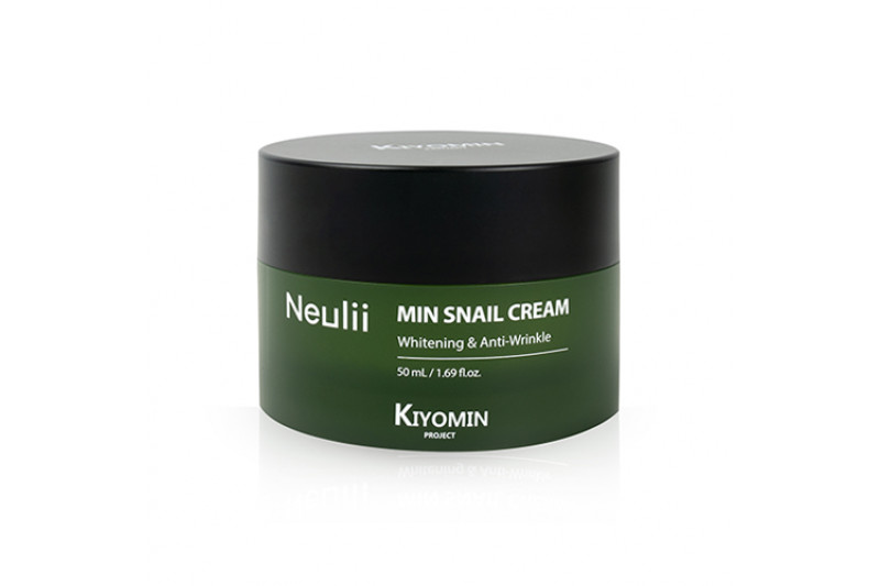 [Neulii] Min Snail Cream - 50ml