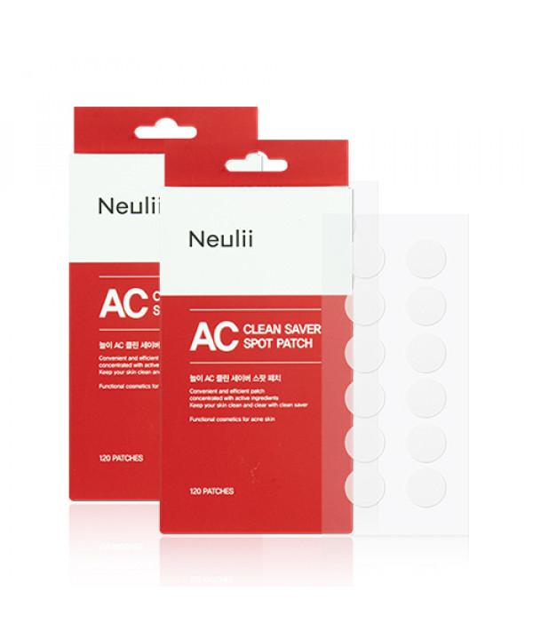 [Neulii] AC Clean Saver Spot Patch - 1pack (120pcs) x 2