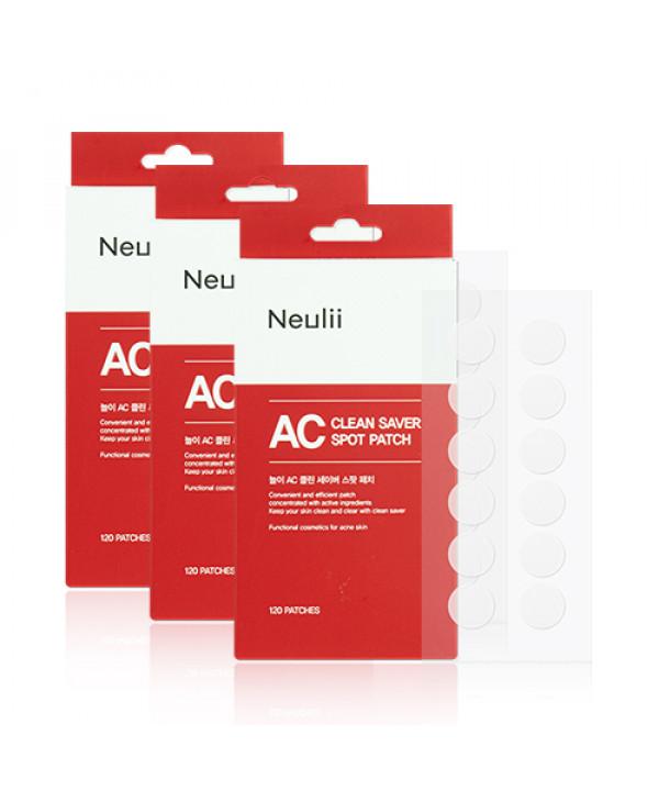 [Neulii] AC Clean Saver Spot Patch - 1pack (120pcs) x 3
