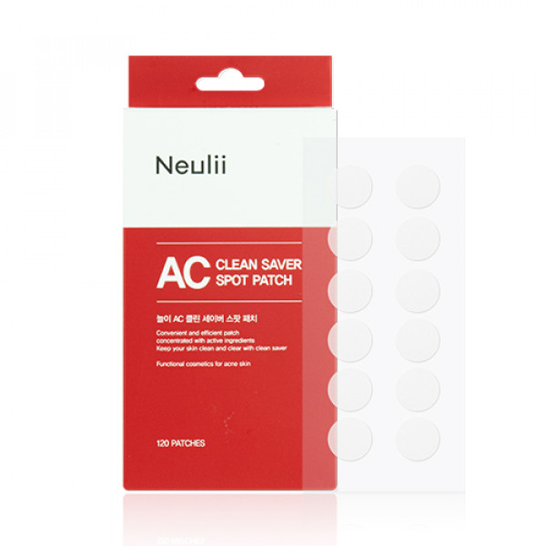 [Neulii] AC Clean Saver Spot Patch - 1pack (120pcs)