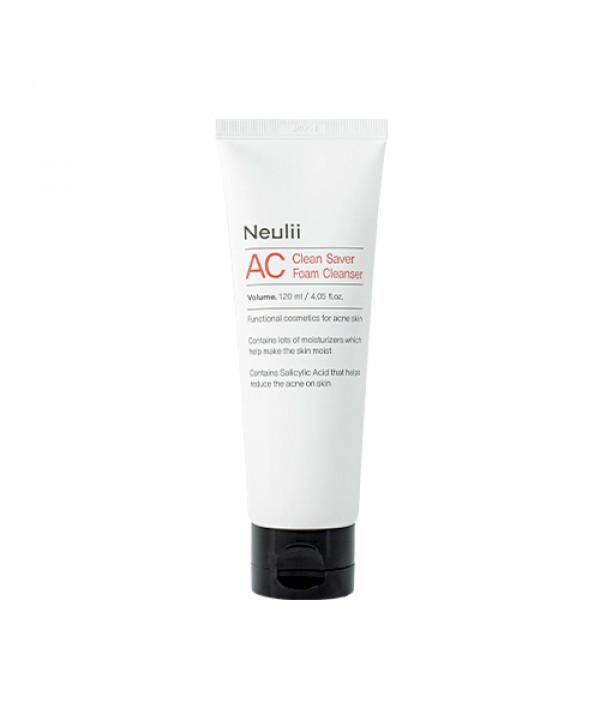 [Neulii] AC Clean Saver Foam Cleanser - 120ml