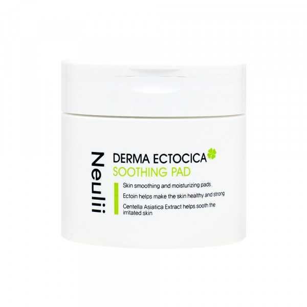 [Neulii] Derma Ectocica Soothing Pad - 1pack (60pcs)