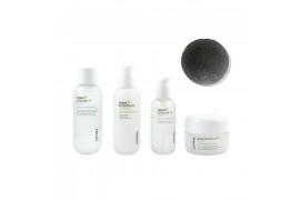 [Neulii x Eonnii] Derma Ectocica 50% + Natural Konjac Soft Cleansing Puff