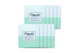 [Neulii_Sample] BHA PHA 5.5 Peeling Pad Samples - 10pcs